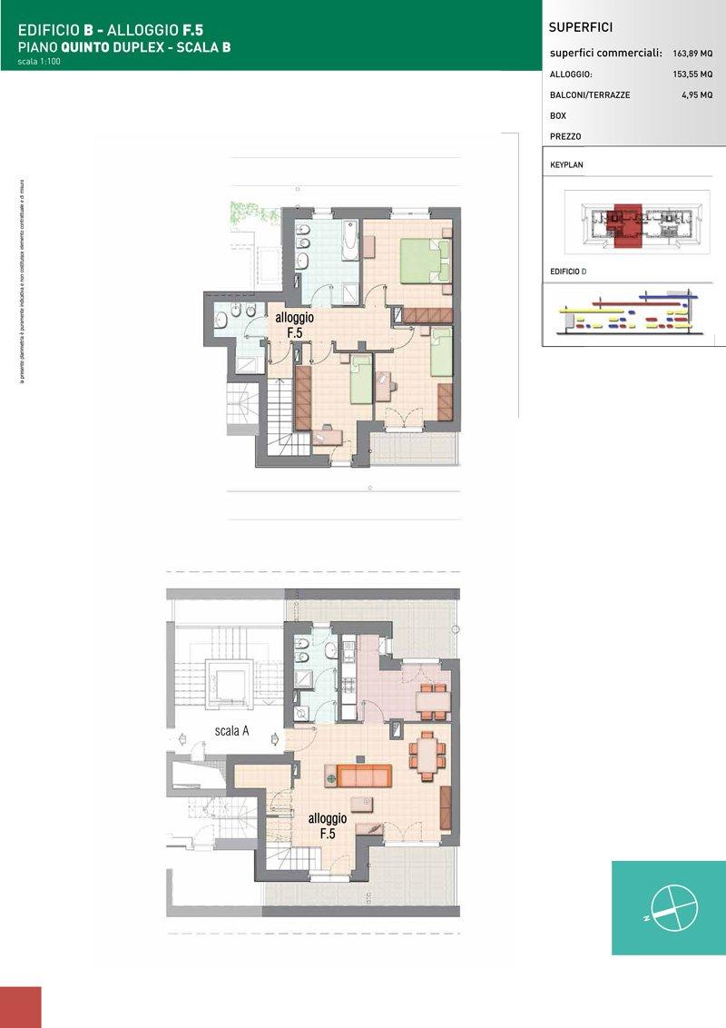 Vendita Attico Torino Grugliasco - Vendita Appartamenti Grugliasco Torino | Torre Lesna