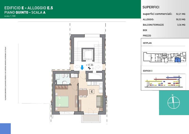 Vendita Bilocale Grugliasco - Vendita Appartamenti Grugliasco Torino | Torre Lesna