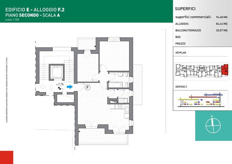 Vendita Quadrilocale Grugliasco - Vendita Appartamenti Grugliasco Torino   Torre Lesna