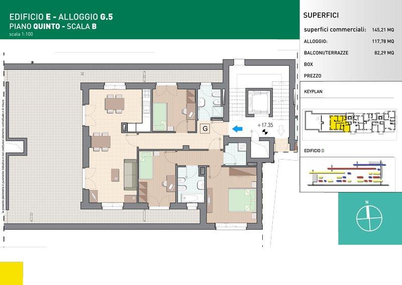 Vendita Attico Grugliasco - Vendita Appartamenti Grugliasco Torino | Torre Lesna