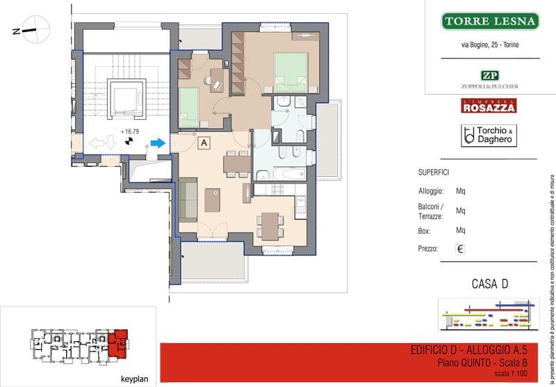 Vendita Quadrilocale Grugliasco - Vendita Appartamenti Grugliasco Torino | Torre Lesna