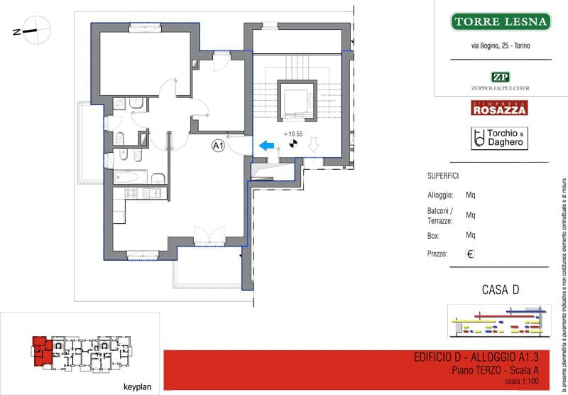 Edificio-D-Alloggio-A1.3-map