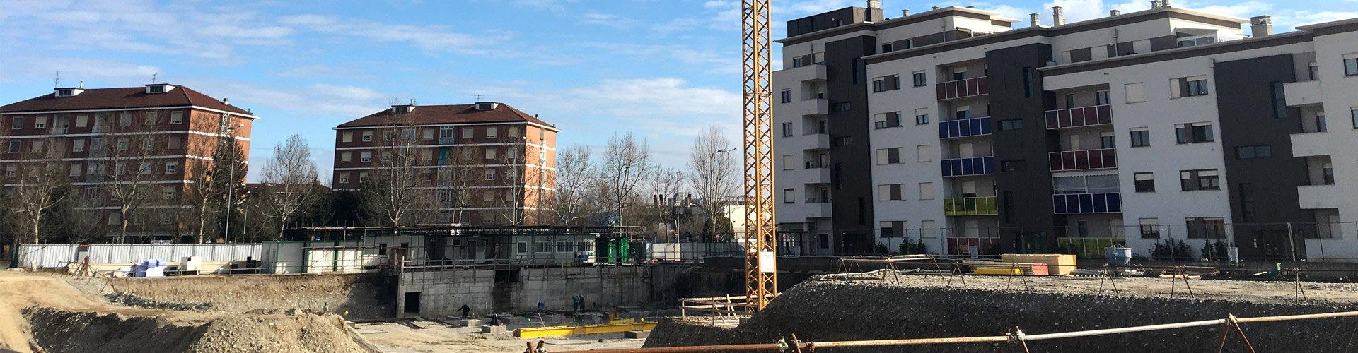 Riparte il Cantiere Torre Lesna appartmenti Grugliasco Torino