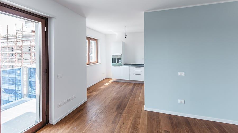 Ultimati i lavori degli appartamenti dell'Edificio D - Appartamenti Vendita Torino