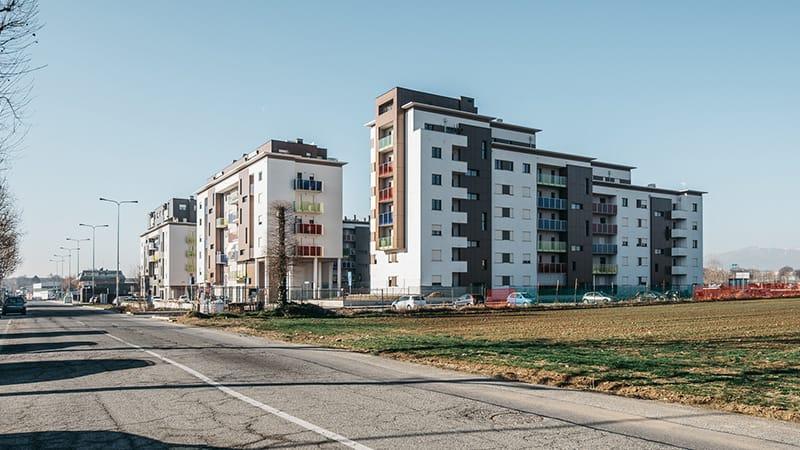 Edilizia convenzionata Torino