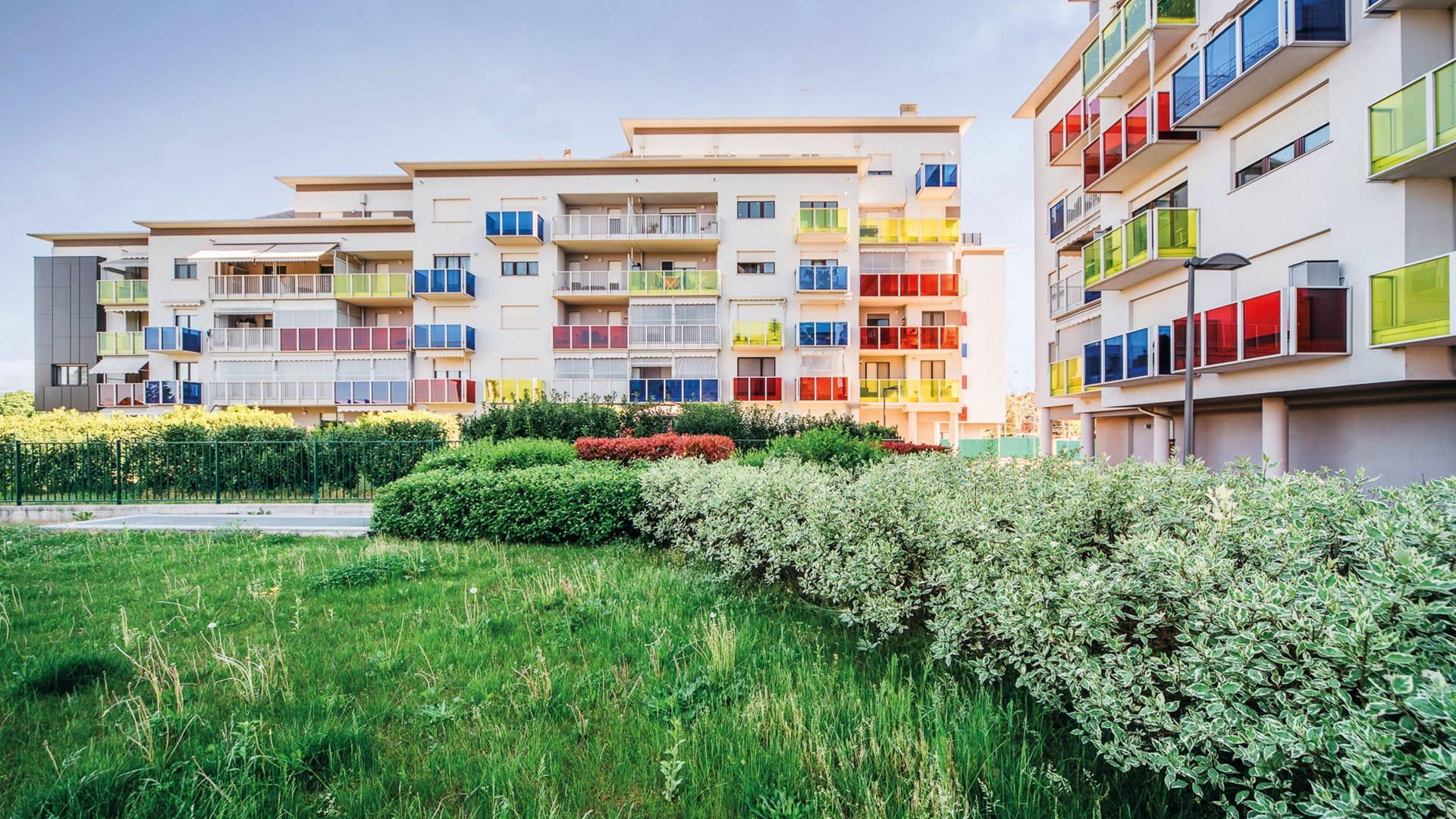 appartamenti grugliasco con giardino torre lesna