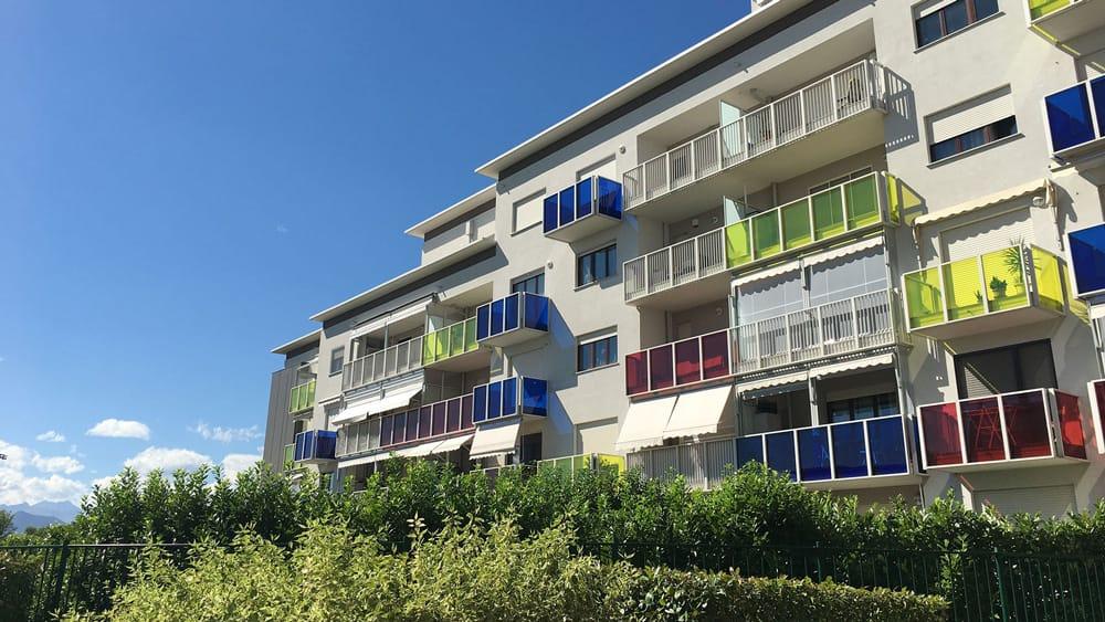 appartamenti grugliasco con giardini privati